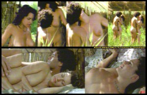 Astrid Veillon nue