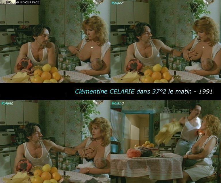 Clementine Celarie (vraiment) nu