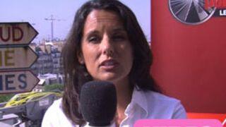 Faustine Bollaert se montre nue