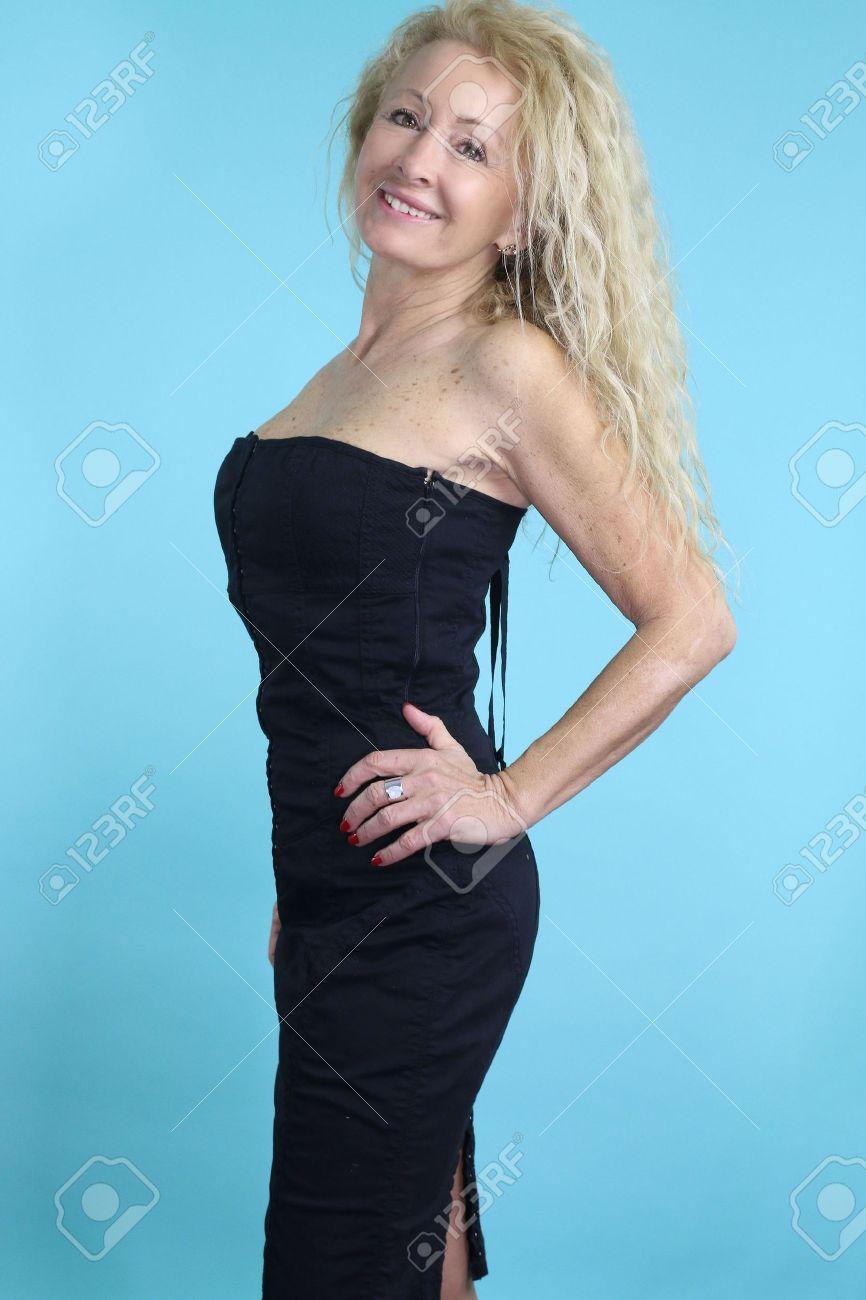 Femme mure sexy
