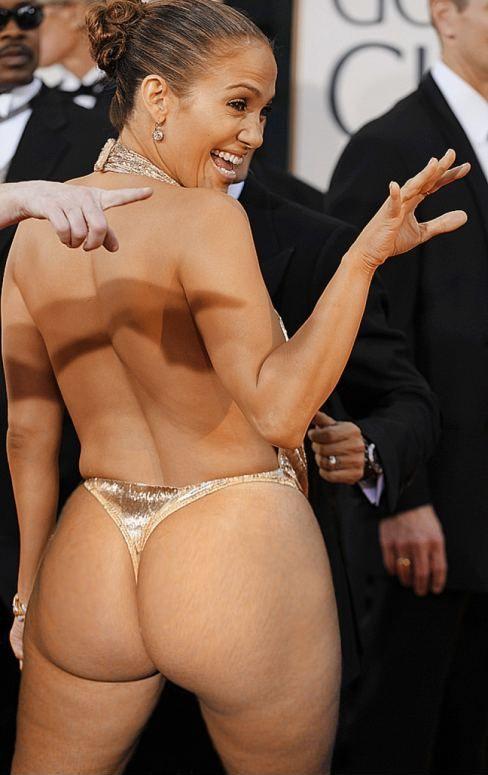 Jennifer Lopez (vraiment) nue