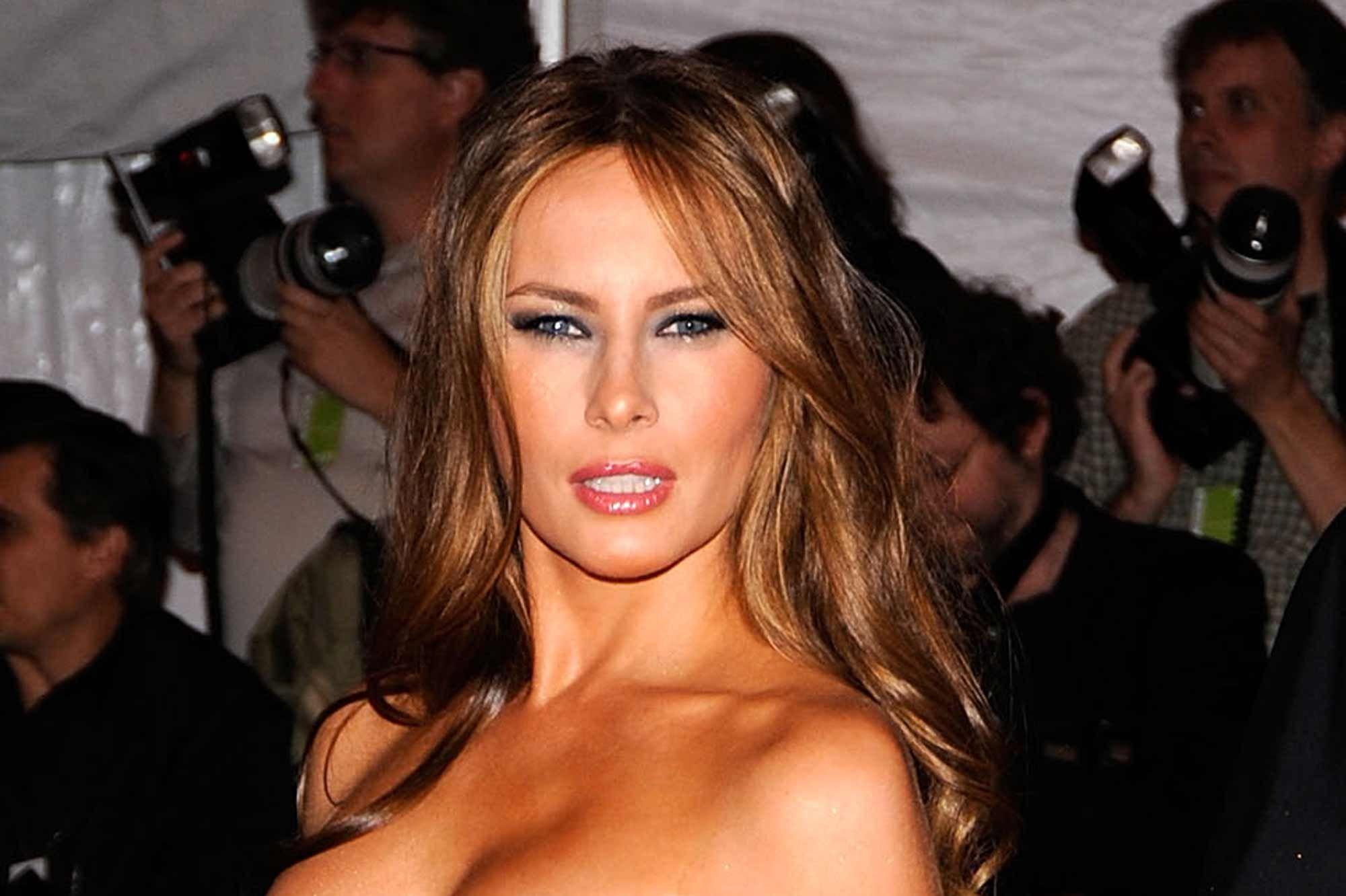 Melania Trump nu intégral