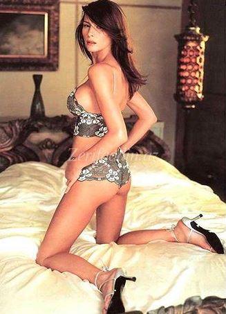 Melania Trump toute nue