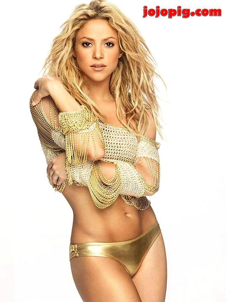 Shakira image ne lingerie sexy