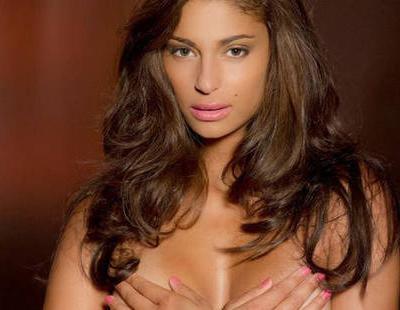 Tatiana Silva se montre nue
