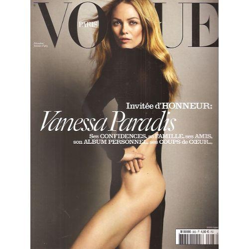 Vanessa Paradis image nu