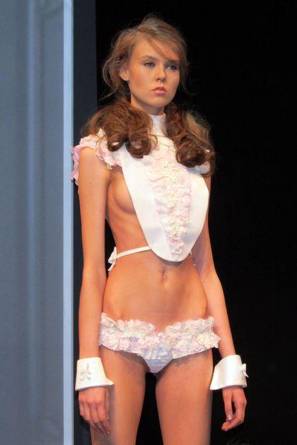 Zahia Dehar image en lingerie